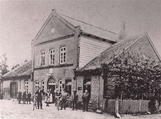 Humpe Gaststätte, 1900