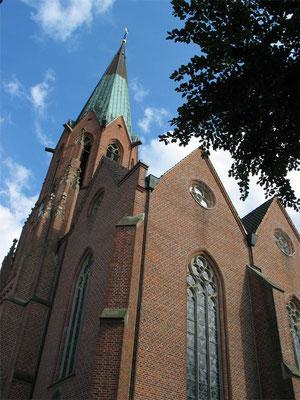 Katholische St.-Anna-Kirche  Foto: © H.P. Brinkmann