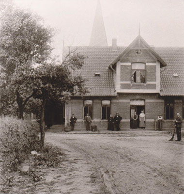 Gaststätte Bitter 1903