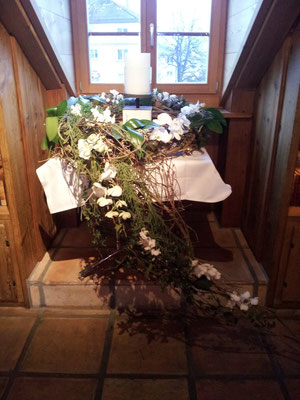 Kirchen-/ und Saaldekoration