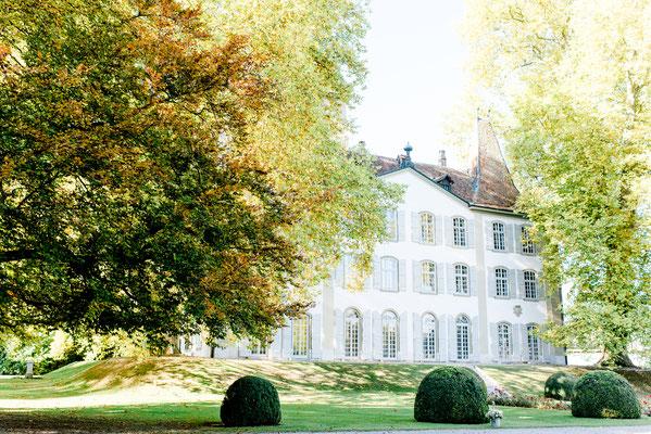 Schloss Jegenstorf, Foto by www.andrearufener.com