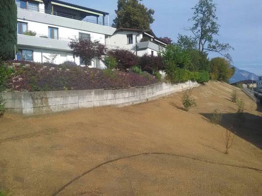 Hydrosaat in jedem Gelände