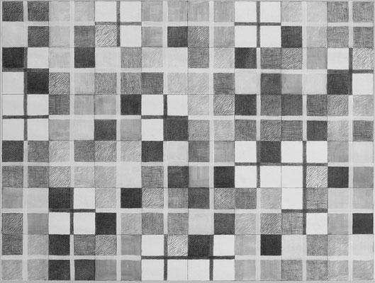 schwarz+weiß und ganz viel grau, 90 x 120 cm