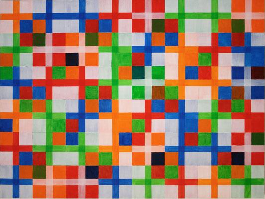 keine Angst vor Farben, 90 x 120 cm