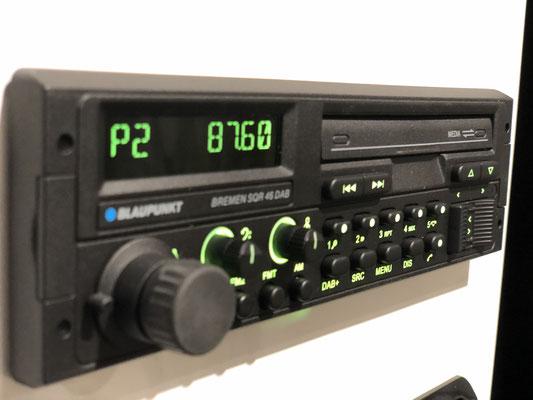 Blaupunkt Bremen SQR 46 DAB - FM - DAB - Bluetooth