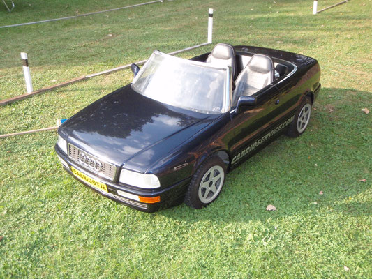 audi 80 cabriolet kinderauto sammlungs webseite. Black Bedroom Furniture Sets. Home Design Ideas