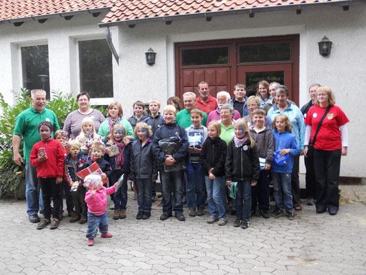 Ferienakton SKS und Siedler