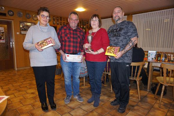 Weihnachtspokal-Gewinner