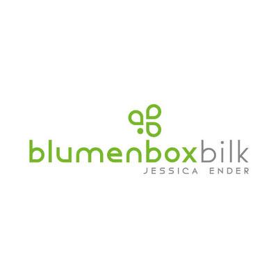 Blumen Box Bilk, Logo & Corporate Design, 2016