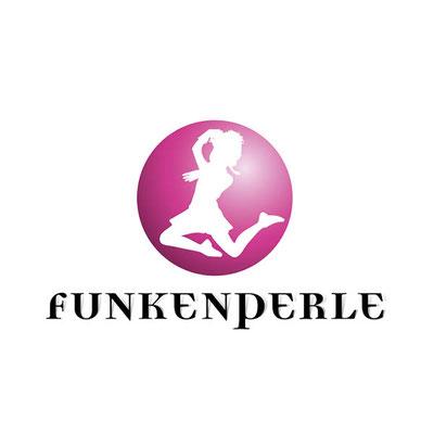 Funkenperle, Logo & Corporate Design, 2014