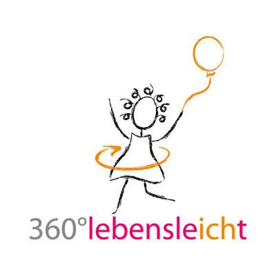 360° Lebensleicht Logoüberarbeitung (Figur), 2019