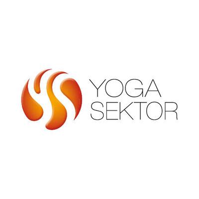 Yoga Sektor, Logo & Corporate Design, 2018