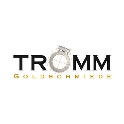 Tromm Goldschmiede, Logo & Geschäftsausstattung