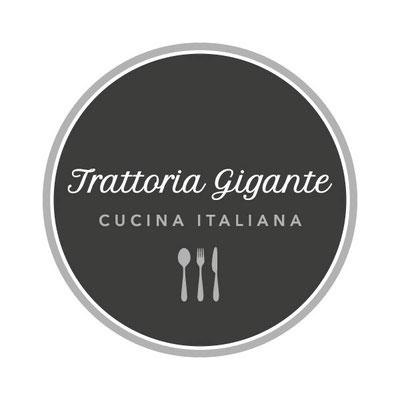 Trattoria Gigante Neuss, Logo & Corporate Design, 2016