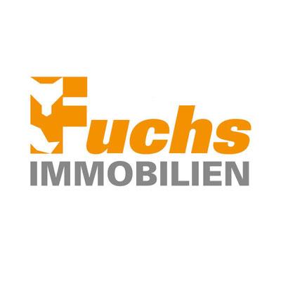 Fuchs Immonbilien, Logo & Corporate Design, 2015
