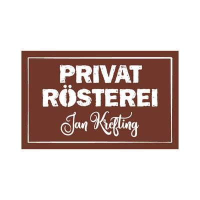 Privat Rösterei, Logo & Geschäftsausstattung, 2017