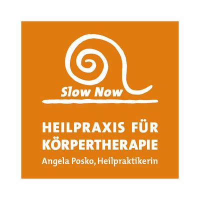Slow Now Logo & Geschäftsausstattung, 2014