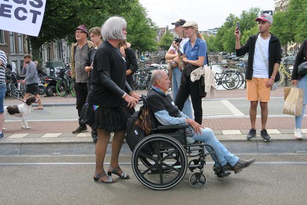 Pride Walk 2021 Amsterdam 0070