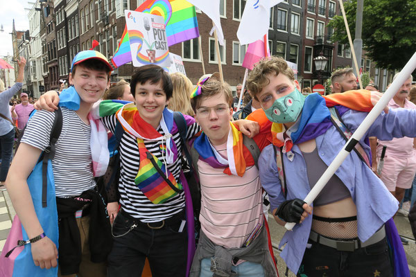Pride Walk 2021 Amsterdam 0098