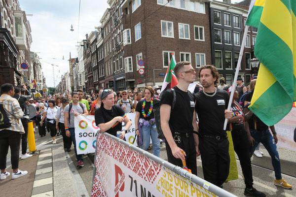 Pride Walk 2021 Amsterdam 0080