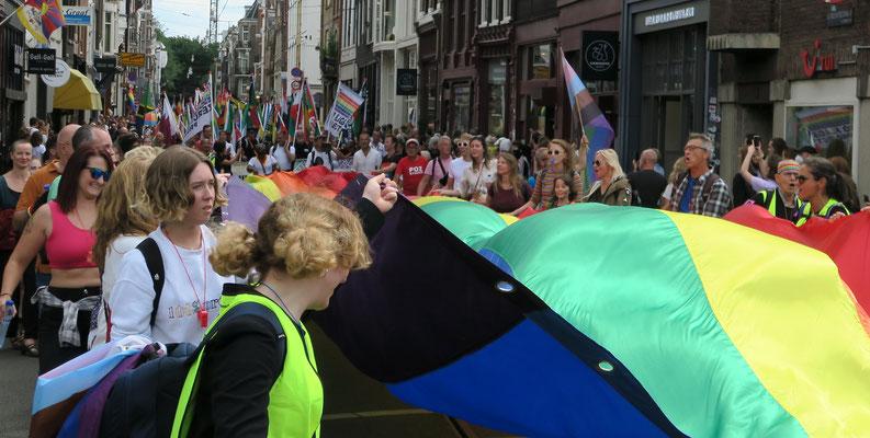 Pride Walk 2021 Amsterdam 0063