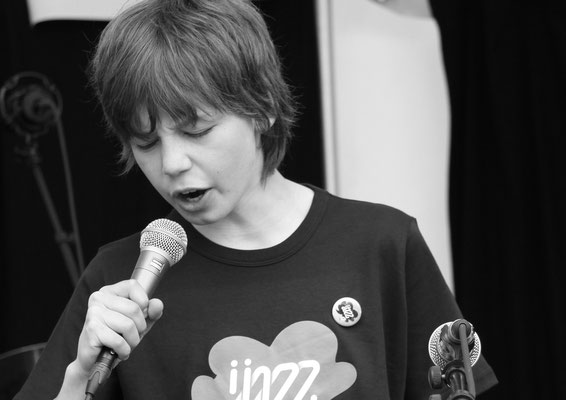 Opkomend jong talent  IJAZZ 2009 01