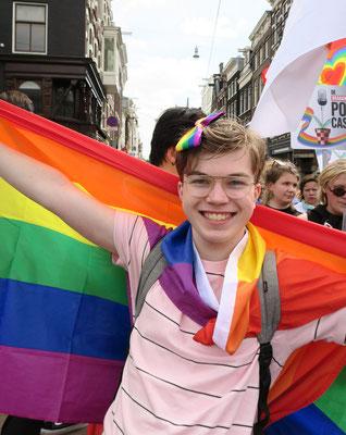 Pride Walk 2021 Amsterdam 0097