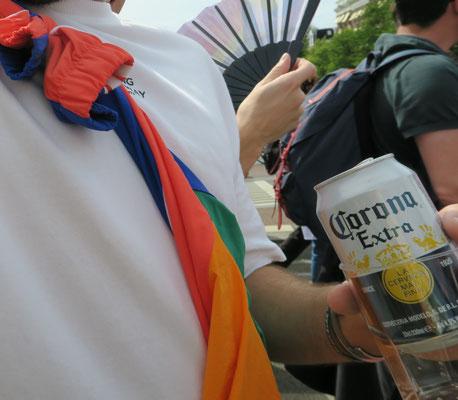 Pride Walk 2021 Amsterdam 0087