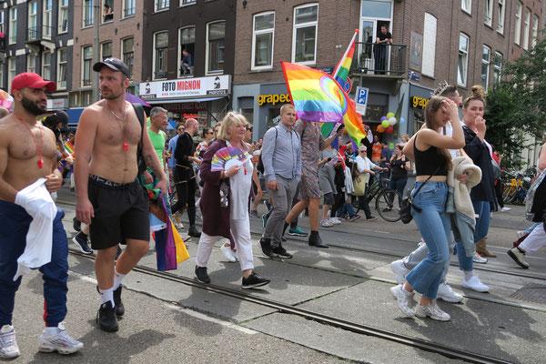 Pride Walk 2021 Amsterdam 0044