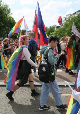 Pride Walk 2021 Amsterdam 00141