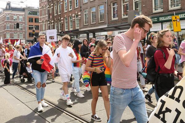 Pride Walk 2021 Amsterdam 0036