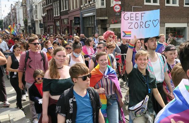 Pride Walk 2021 Amsterdam 00127