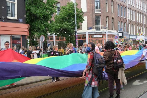 Pride Walk 2021 Amsterdam 0019