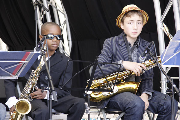Opkomend jong talent  IJAZZ 2009 02