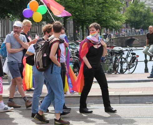Pride Walk 2021 Amsterdam 00146