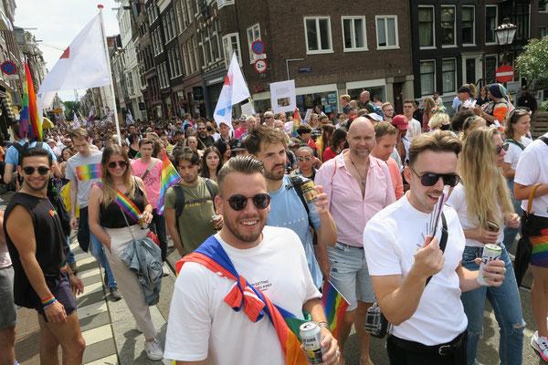 Pride Walk 2021 Amsterdam 0086