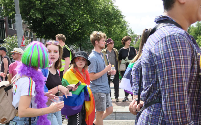 Pride Walk 2021 Amsterdam 00107