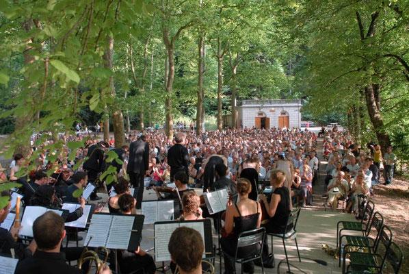 Festival Saou chante Mozart
