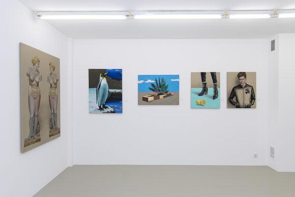 Ausstellungsansicht 7 INDEX 20: Holger Kurt Jäger