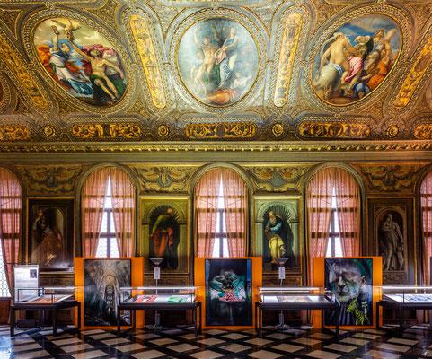 Ausstellungsansicht Jiny Lan Venedig (Foto: Sebastian Drüen)