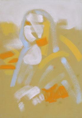 JÖRN GROTHKOPP  I  ML 4  I  Öl auf Leinwand  I  77 x 53 cm