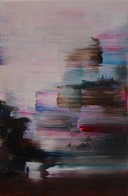 XIANWEI ZHU I light I Acryl auf Leinwand I 60 x 40 cm