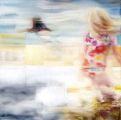MARTIN HERLER  I  Adria  I  Öl auf Leinwand  I  60 x 60 cm