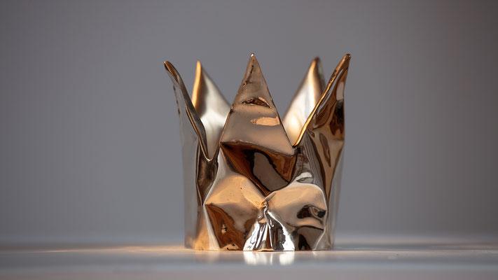 DAVID UESSEM  I  Til Kingdom Come  I  Bronze  I  9,5 x 10 cm (Close up)