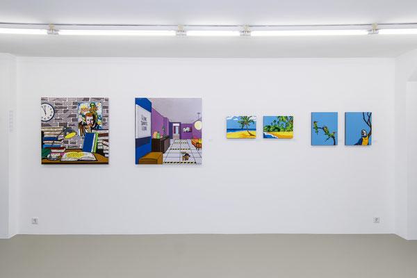 Ausstellungsansicht 4 INDEX 20: Derek Curtis