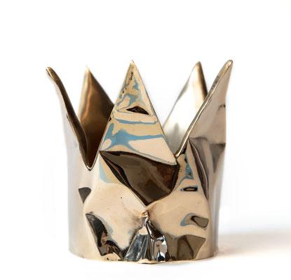 DAVID UESSEM  I  Til Kingdom Come  I  Bronze  I  9,5 x 10 cm