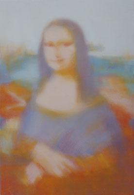 JÖRN GROTHKOPP  I  ML 6  I  Öl auf Leinwand  I  77 x 53 cm