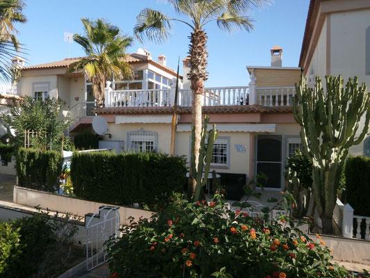 Wohnung mit großer Terrasse