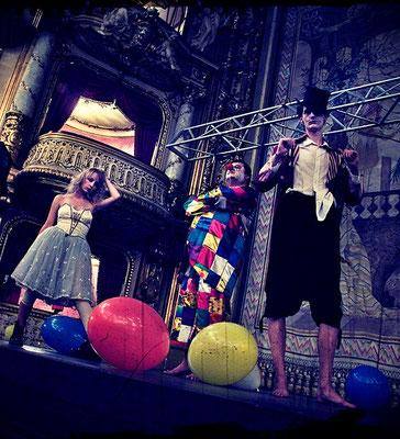 Cirque du grotesque - 2011