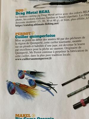 Actualités & infos Perrot cuiller Quimperloise